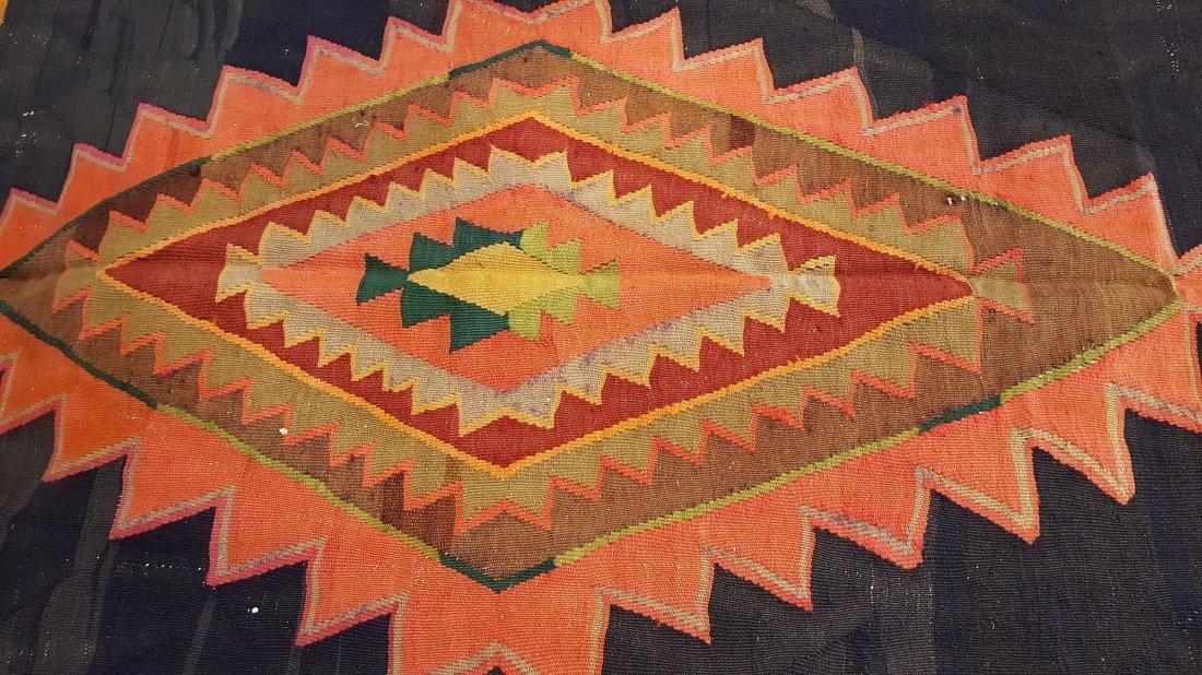 Anatolian Kilim Rug Carpet - 3