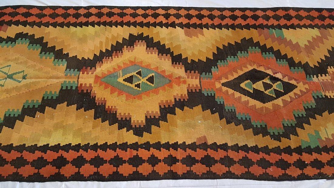 Shahsevan Kilim Rug Carpet - 3
