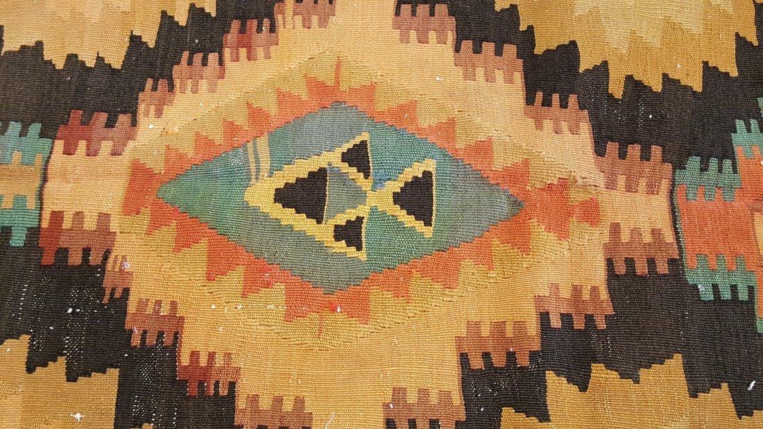 Shahsevan Kilim Rug Carpet - 5