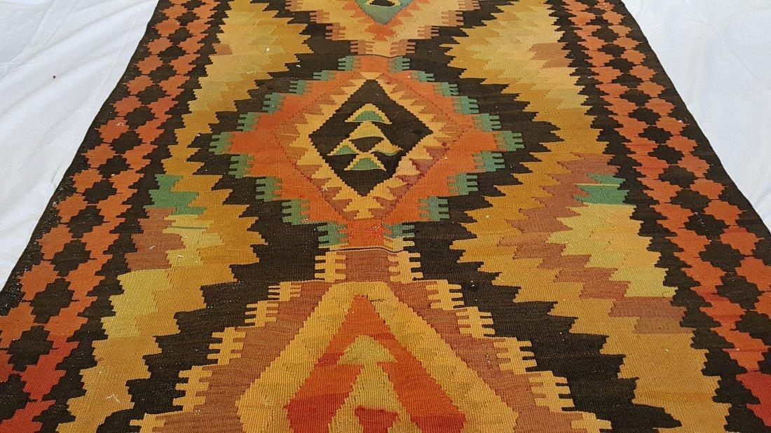 Shahsevan Kilim Rug Carpet - 6