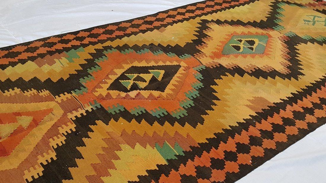 Shahsevan Kilim Rug Carpet - 7