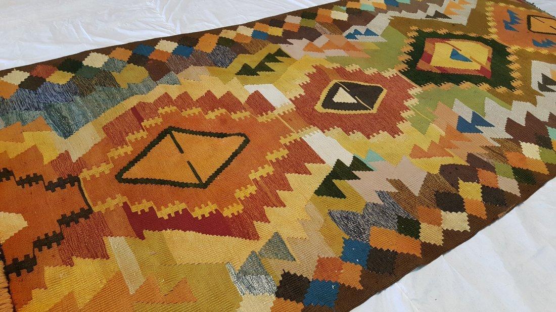 Shahsavan Kilim Rug Carpet - 7