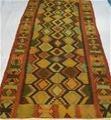 Old Persian ARDABIL Kilim Rug Carpet