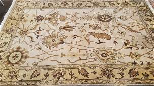 Vintage Persian Heriz Rug Carpet