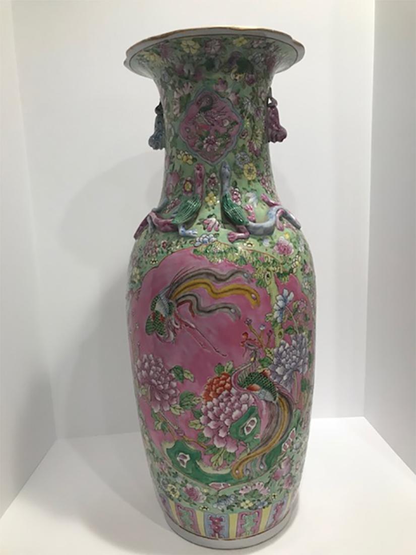 Chinese Large Porcelain Vase
