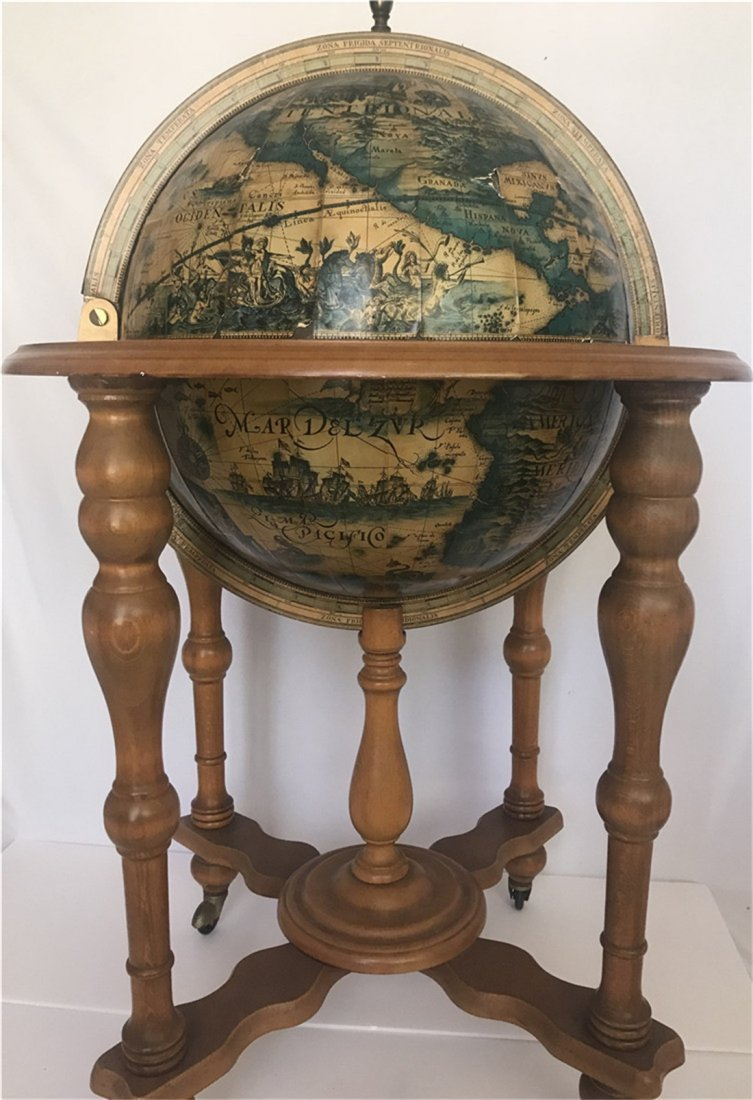 Great Old Globe