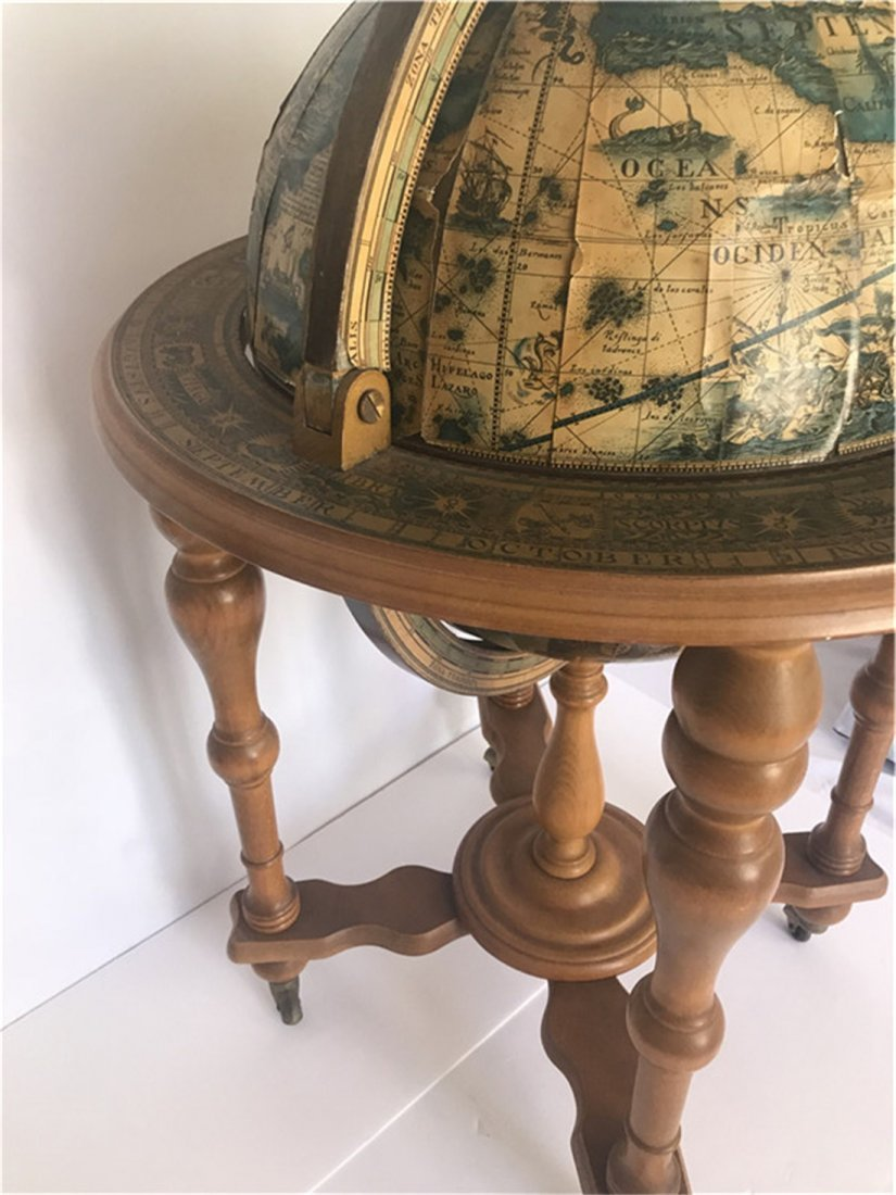 Great Old Globe - 3