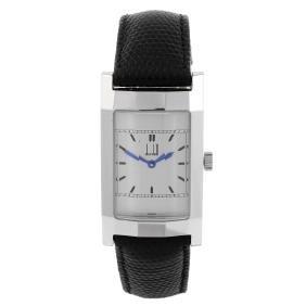 DUNHILL - a gentleman's Facet wrist watch. Stainless