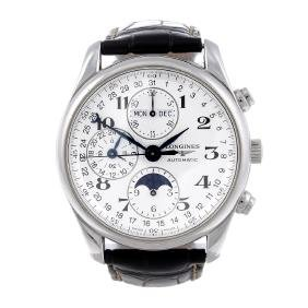 LONGINES - a gentleman's Master Collection chronograph