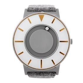 EONE - a gentleman's The Bradley wrist watch. Titanium