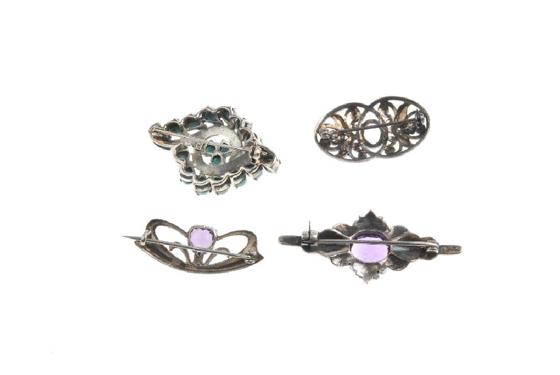 A selection of jewellery. To include a Charles Horner - 2