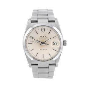 TUDOR - a gentleman's Prince-Quartz Oysterdate bracelet
