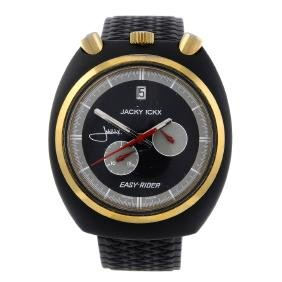 SORNA - a gentleman's Jacky Ickx Easy-Rider chronograph