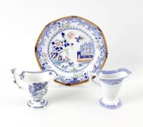 Copeland Family Provenance: A small group of ceramics.