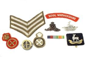 A group of assorted collectables. To include: Royal