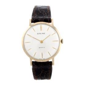 (7219059) BAUME - a gentleman's Bimatic wrist watch.