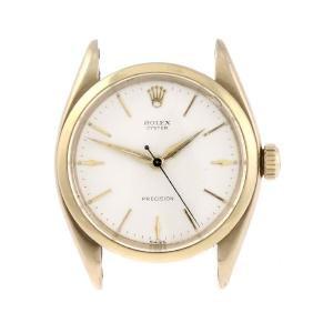 (7201105) ROLEX - a gentleman's Oyster Precision watch