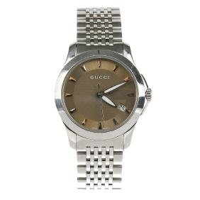 GUCCI - a lady's 126.5 bracelet watch. From the