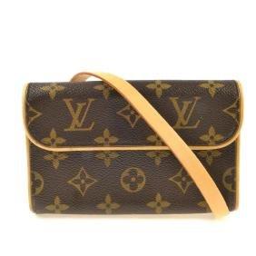 LOUIS VUITTON - a Monogram Pochette Florentine waist