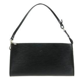 LOUIS VUITTON - an Epi Accessoires Pochette handbag.
