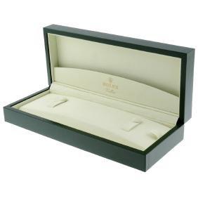 Rolex - A Complete Cellini Watch Box.
