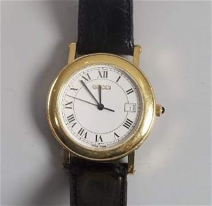 GUCCI - gentlemans gold plated 7200M se