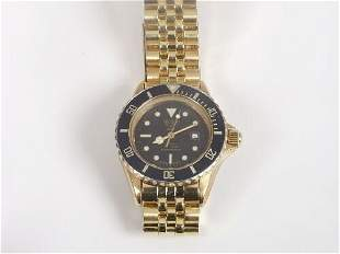 HEUER - lady's gold plated 1000 series