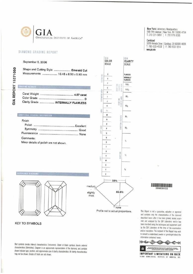 CARTIER - a platinum diamond 'Lia' ring. The - 4