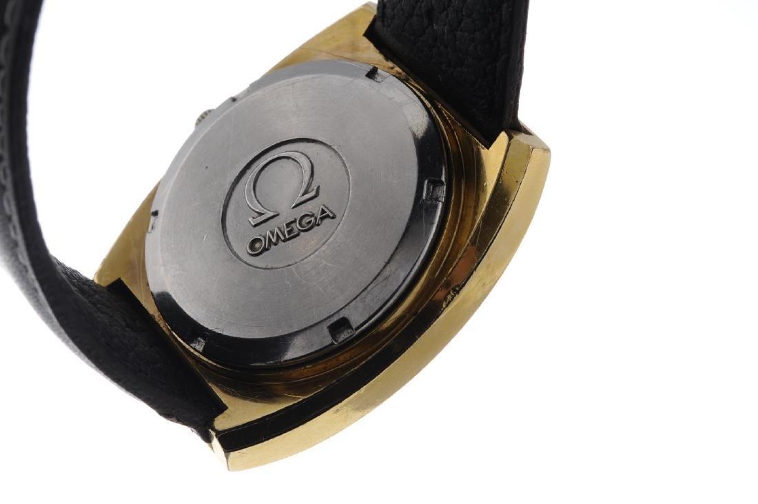 OMEGA - a gentleman's Genève Megaquartz 32Kh wrist - 2