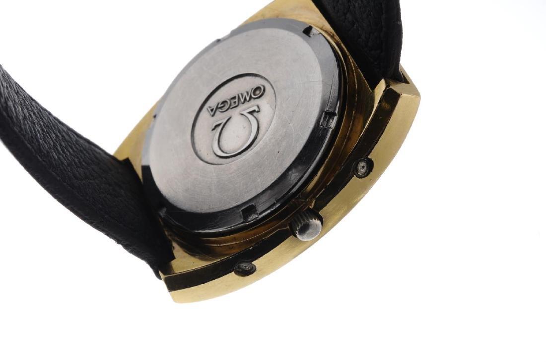 OMEGA - a gentleman's Genève Megaquartz 32Kh wrist - 3