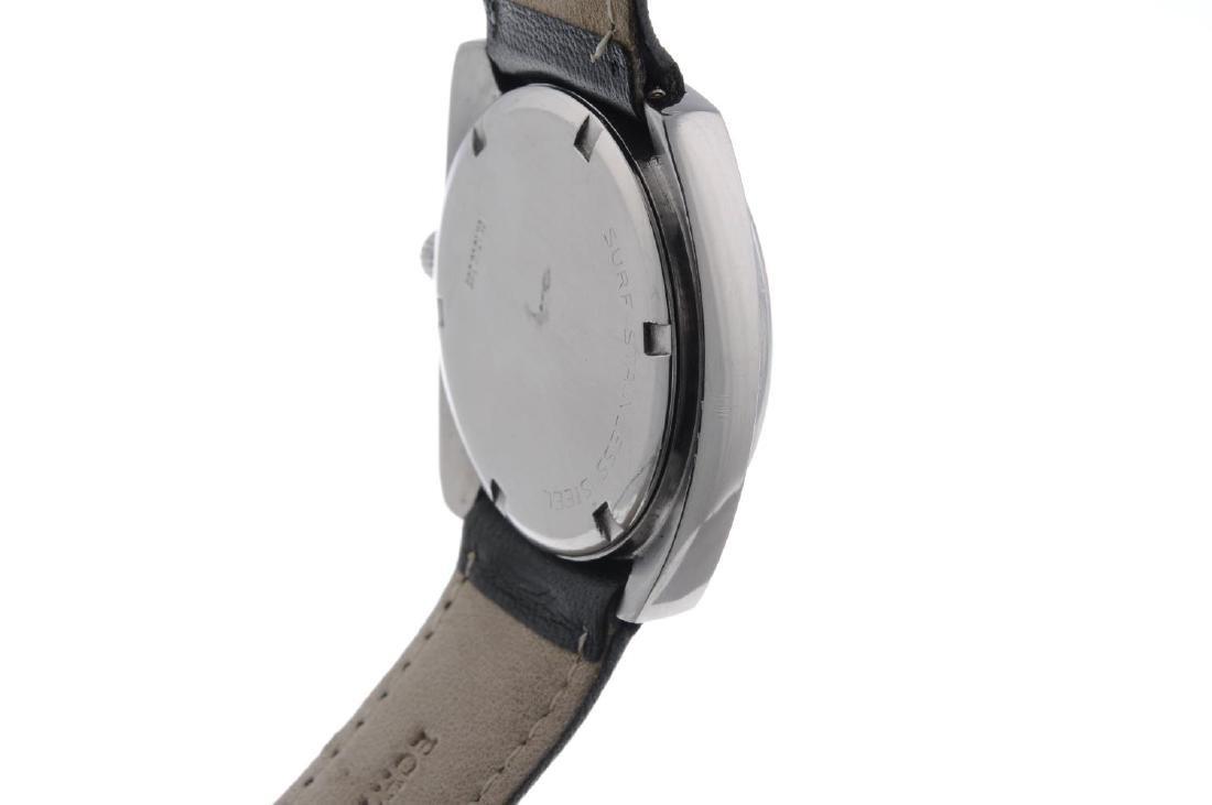 ZENITH - a gentleman's wrist watch. Stainless steel - 2