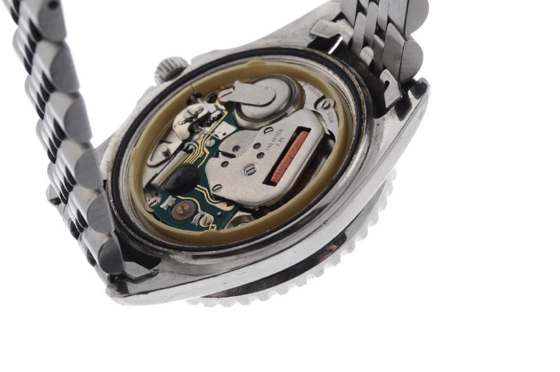 TAG HEUER - a gentleman's 1000 bracelet watch. - 4