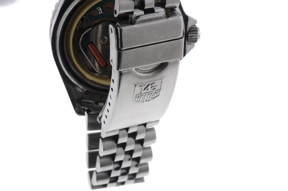 TAG HEUER - a gentleman's 1000 bracelet watch. - 5