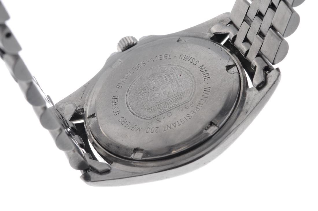 TAG HEUER - a gentleman's 1000 Series bracelet watch. - 2
