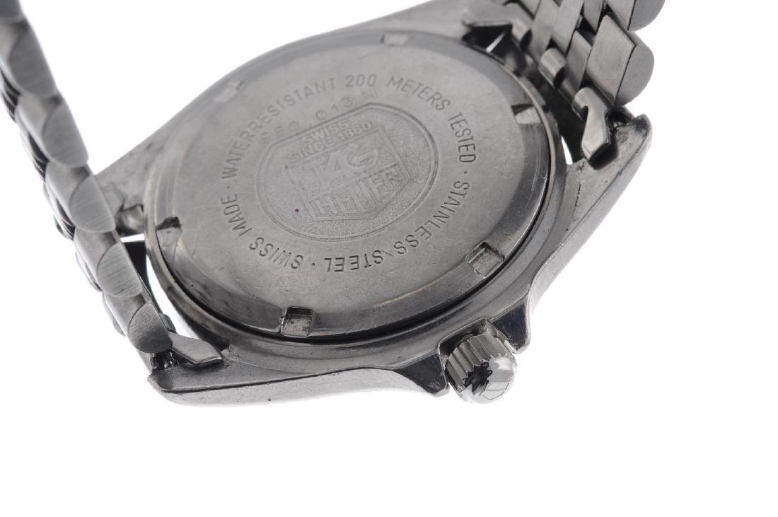 TAG HEUER - a gentleman's 1000 Series bracelet watch. - 3