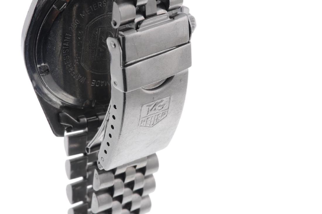 TAG HEUER - a gentleman's 1000 Series bracelet watch. - 4