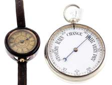A group of five various watches, to items to include a