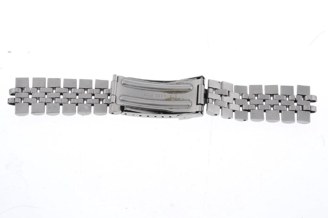 HEUER - a stainless steel bracelet. All recommended for - 2