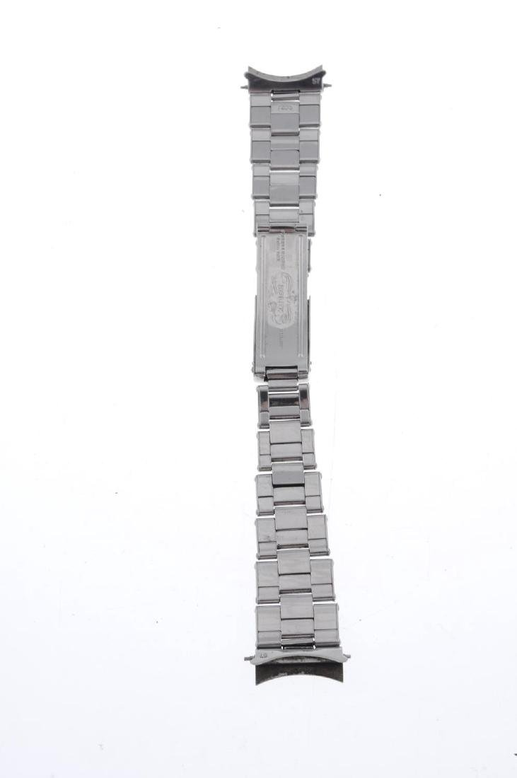 ROLEX - a stainless steel Oyster bracelet with - 2