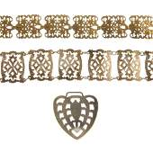 A selection of costume jewellery. To include imitation