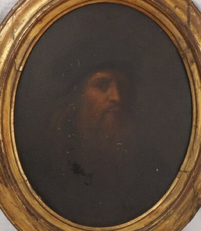 1011: 19 TH CENTURY SCHOOL Portrait of a bearded man we
