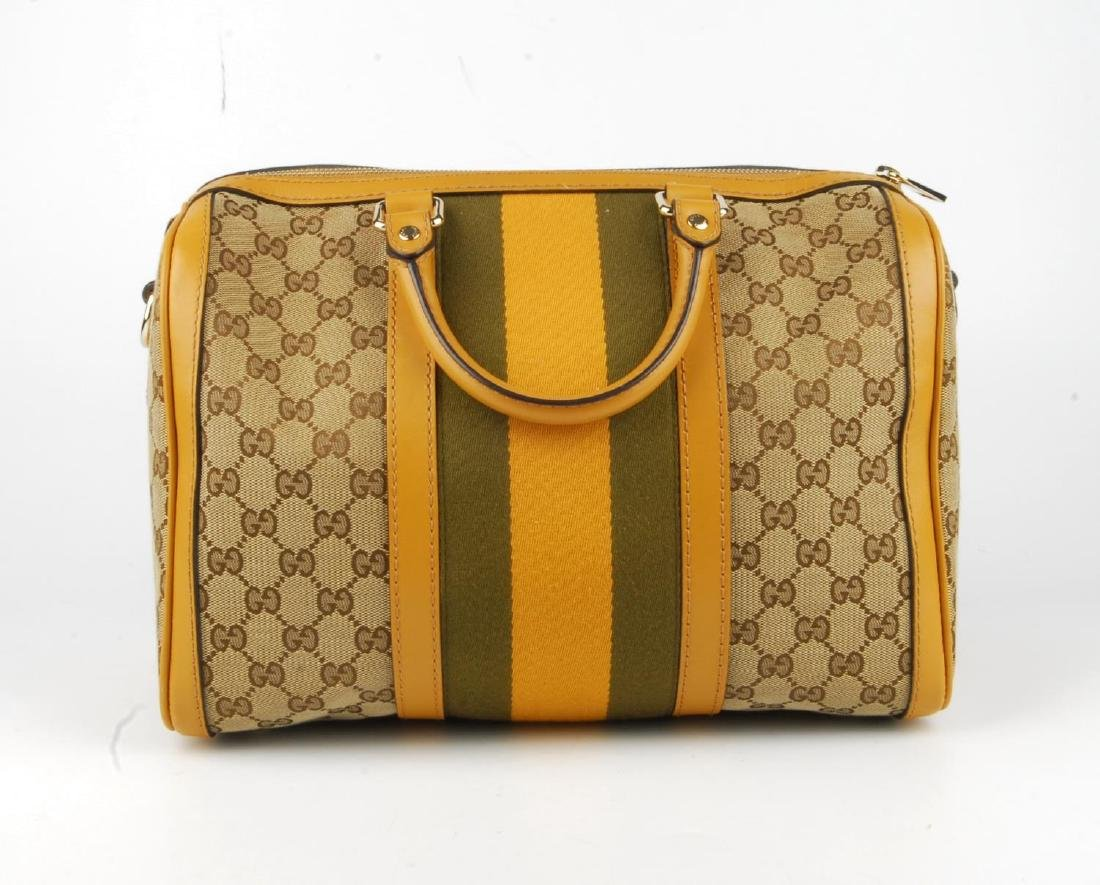 (11907) Two designer handbags. To include a Gucci - 3