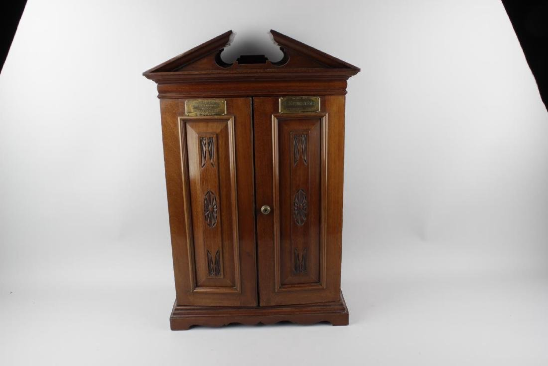 A good quality late Victorian or Edwardian collector's - 2