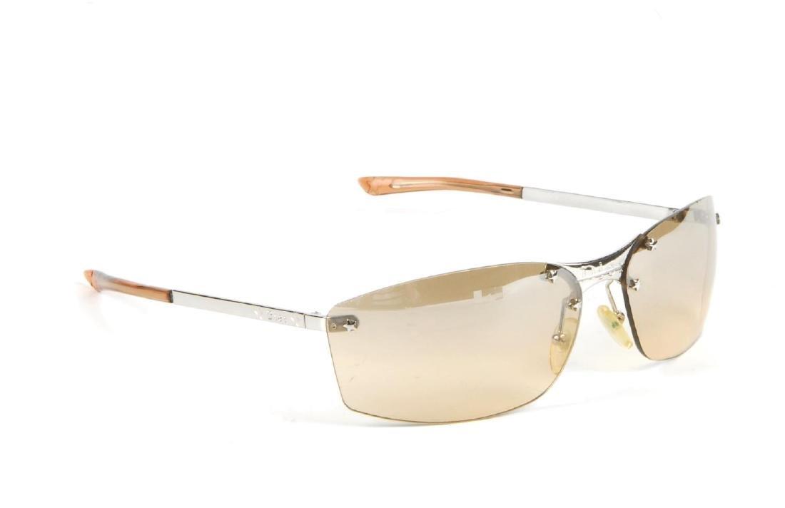 CHRISTIAN DIOR - a pair of rimless sunglasses. - 4