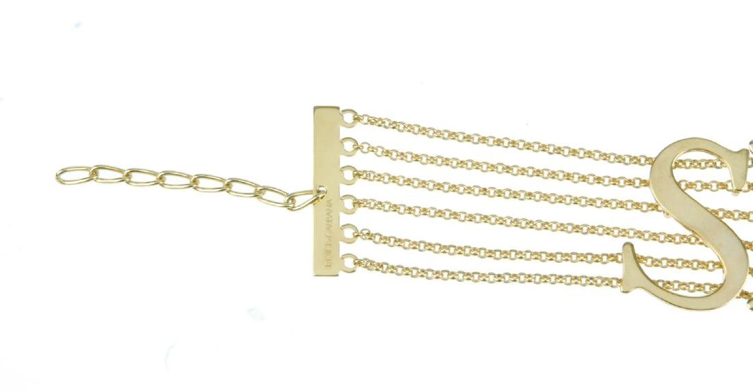 DOLCE & GABBANA - a choker. Crafted from polished - 3