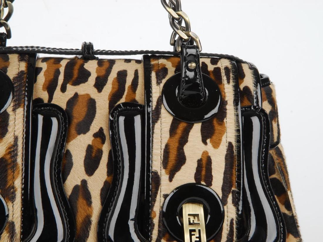 FENDI - a Double Buckle Flap handbag. Featuring a - 2