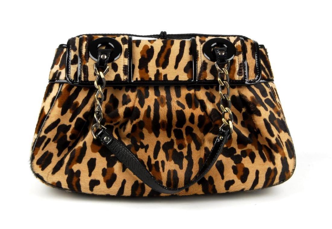 FENDI - a Double Buckle Flap handbag. Featuring a - 5