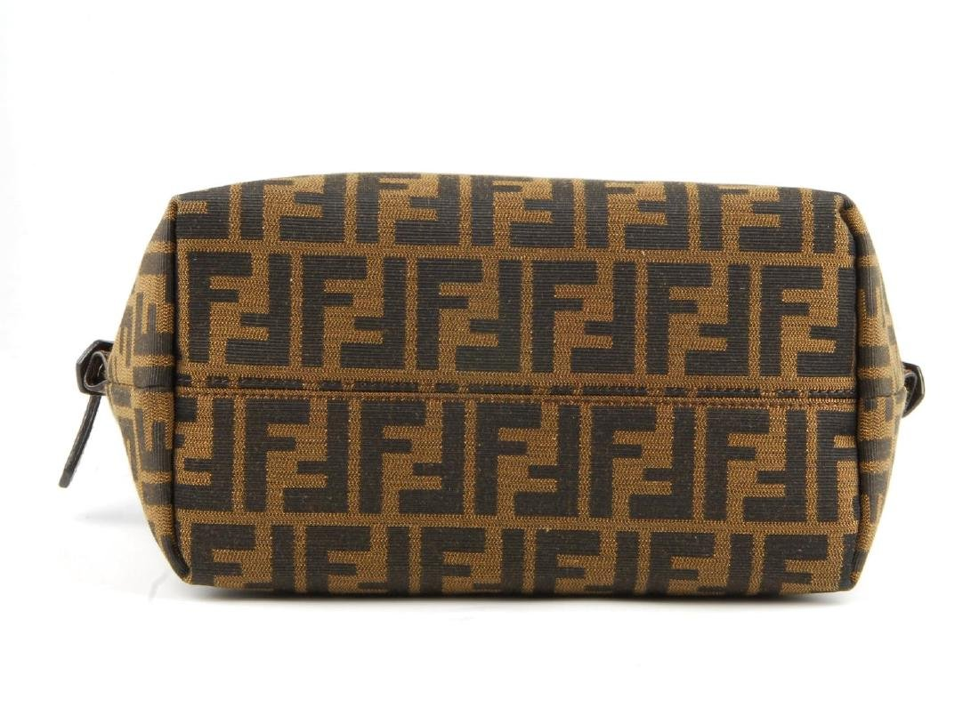 FENDI - a Zucca handbag. Crafted from maker's classic - 5