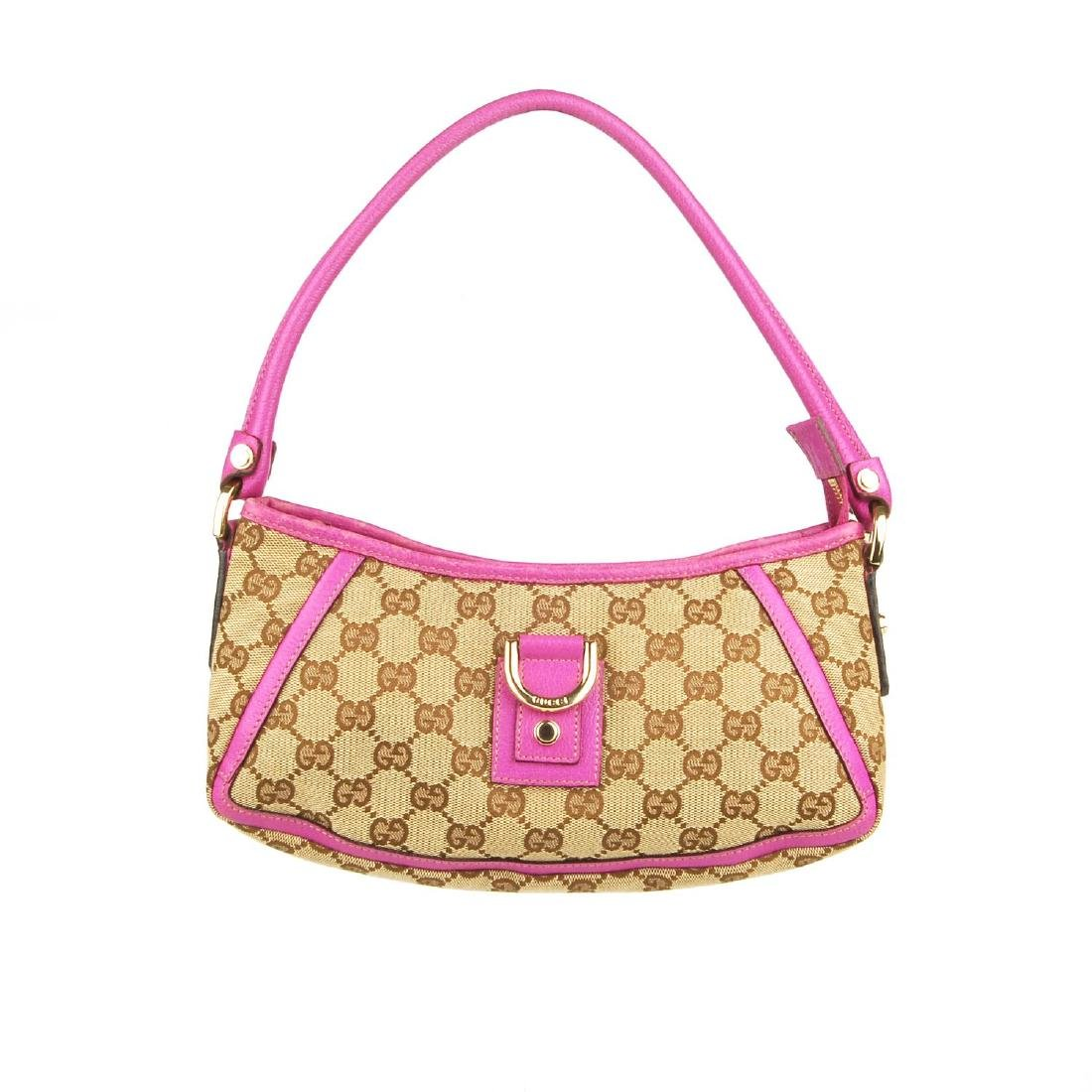 GUCCI - an Abbey handbag. Designed with maker's classic