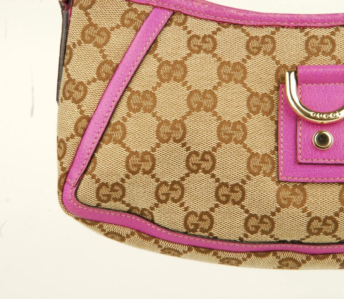 GUCCI - an Abbey handbag. Designed with maker's classic - 3